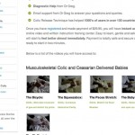Treat Colic Preview Page - Clickshape