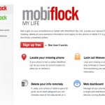Mobiflock Website - Features - Clickshape