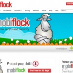 Mobiflock Website - Homepage - Clickshape