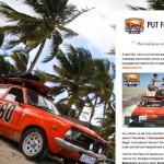 Mountainshak Adventures | Put Foot Rally Page | Clickshape