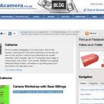 SACamera Blog Author Profile - Clickshape