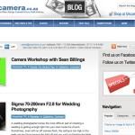 SACamera Blog Homepage - Clickshape