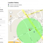 Mobiflock Dashboard - Location Report - Clickshape